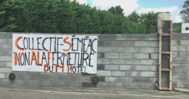 Le mur antimigrants près de Tarbes a été détruit https://t.co/eezV8jYEbs