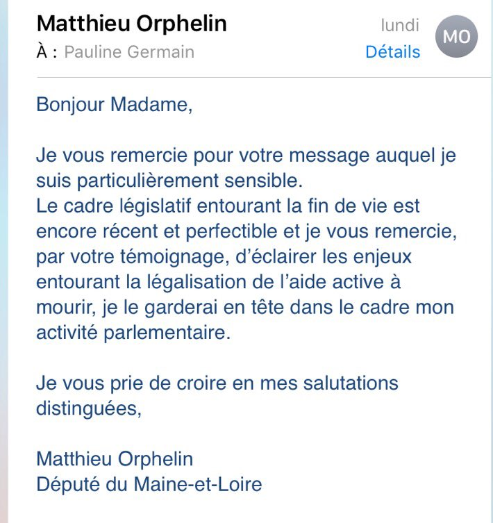 Mathou Virfollet On Twitter Votre Mail De Reponse Stereotype