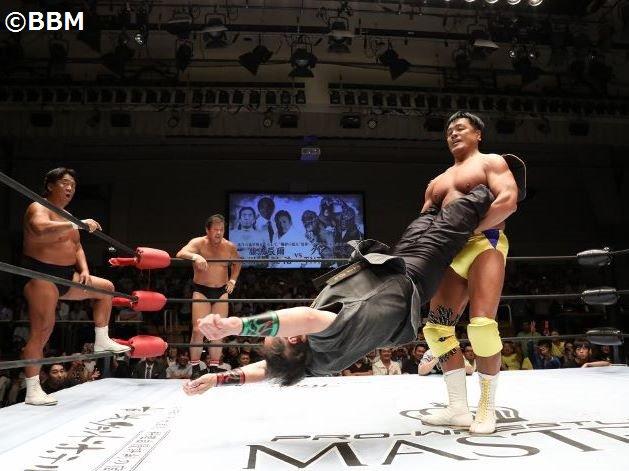 """W-1: Resultados """"Pro Wrestling Masters"""" 26/07/2017 La reunión de las grandes leyendas del Pro Wrestling japonés 3"""
