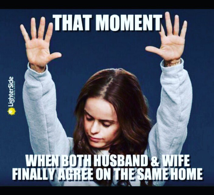 A little realtor humor #realestate #realestateagent #homebuying #homebuyers #funny #funnymeme<br>http://pic.twitter.com/ZVCdS0fB6s