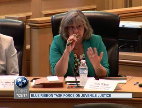 """.@tccy Comm. Linda O'Neal says @pewtrusts assessment shows inconsistent services for #TNJuvJustice involved youth is""""Justice by Geography"""" https://t.co/3OzT6th8E0"""