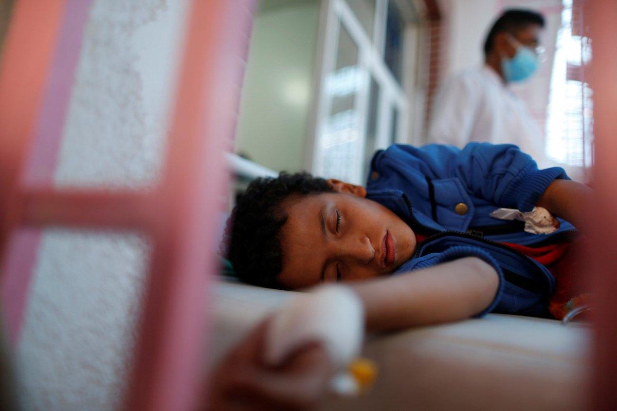 80% of #Yemen children in need of immediate aid: #UN  http:// ara.tv/2dewv  &nbsp;  <br>http://pic.twitter.com/3PexJwprN4