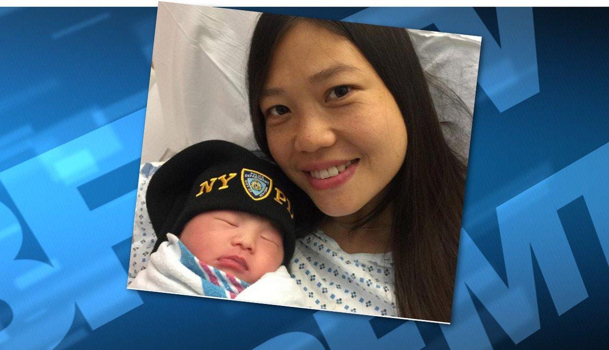 La veuve d'un policier new-yorkais accouche de leur enfant trois ans après sa mort https://t.co/6HlJLZKPZK