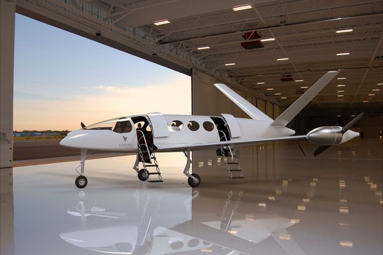 See how #3Dprinting has allowed them to develop Alice, a unique electric-powered commercial #aircraft   http:// buff.ly/2uU0PC3  &nbsp;   <br>http://pic.twitter.com/QVoD7Fijkt