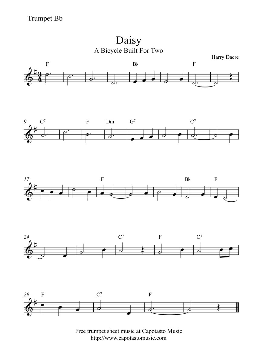 trumpetsheetmusic hashtag on Twitter