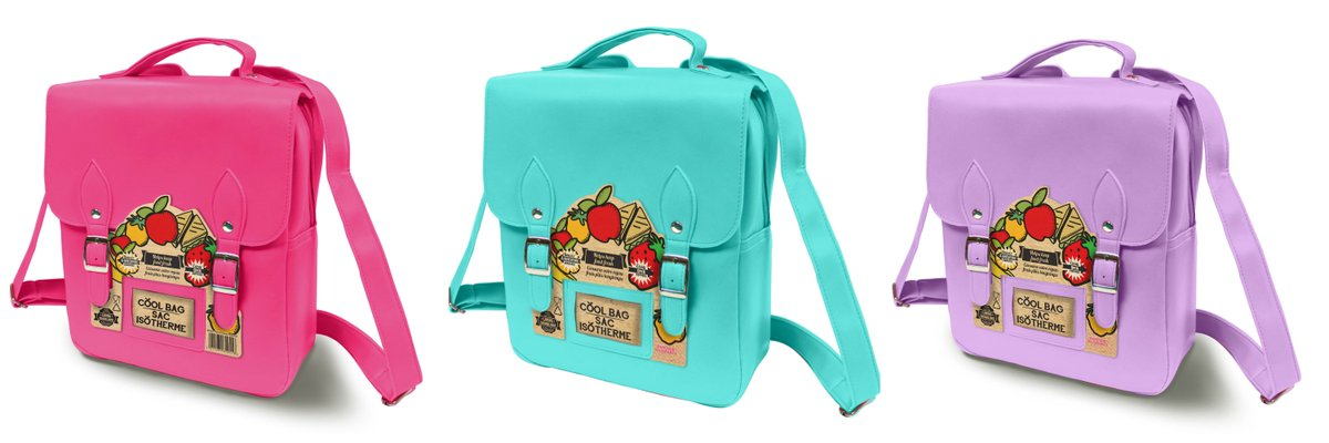 Say hello to our new range of Satchel lunch bags! RT &amp; #follow &amp; you could #win one for your child in their colour of choice. #backtoschool <br>http://pic.twitter.com/A7whRssU0Q