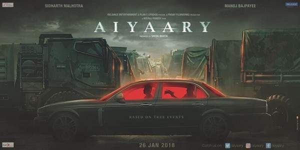 Will #NeerajPandey clash with #Shankar?  http://www. cinemaexpress.com/stories/news/2 017/jul/26/will-aiyaary-avert-a-clash-with-rajnikanths-film-1308.html &nbsp; … <br>http://pic.twitter.com/ro1tH2gH82