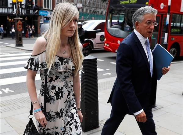 Charlie Gard's parents will attend a hearing after requesting their son be allowed to die at home https://t.co/UaLhJKtJe7