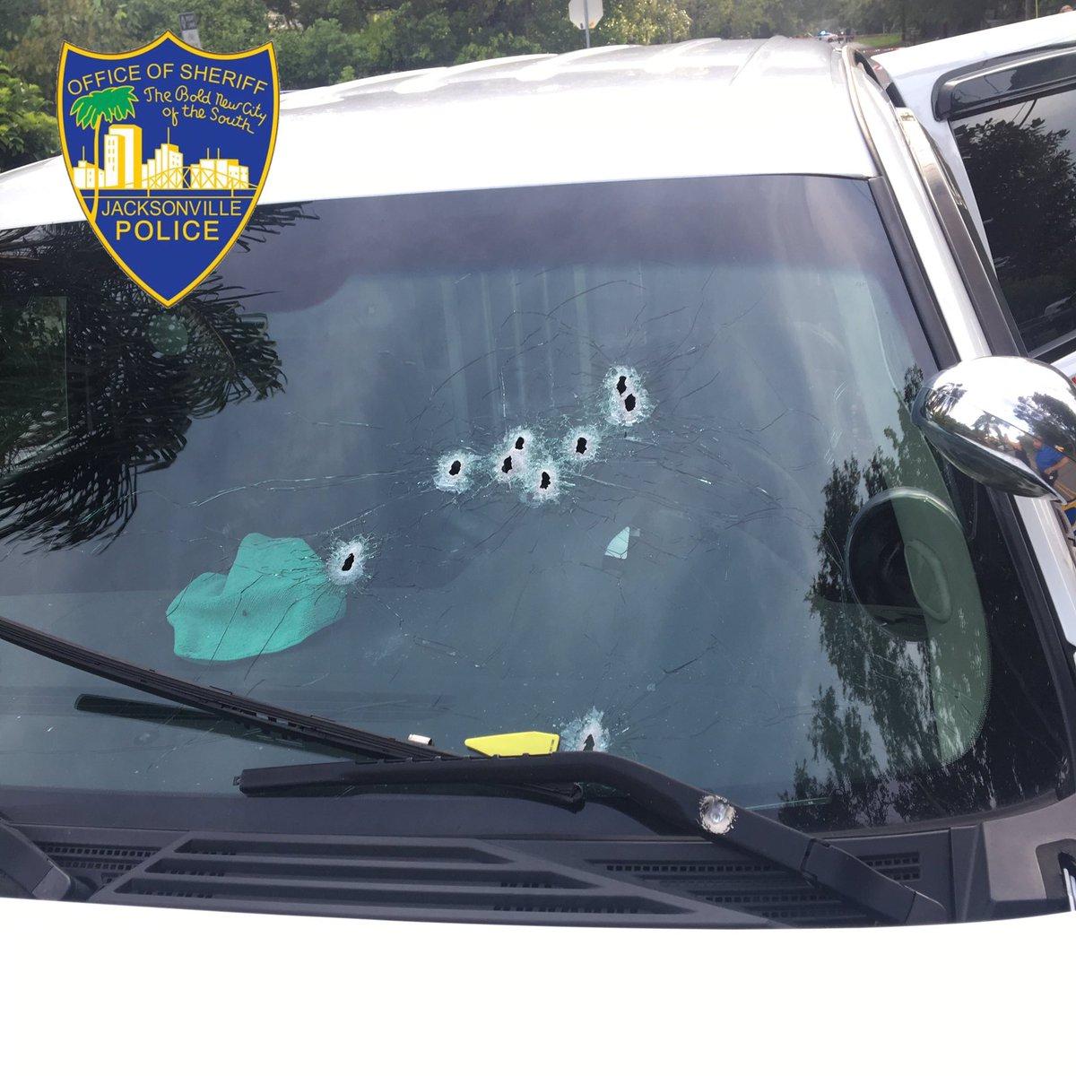 "Jax Sheriff's Office On Twitter: ""Police Officer Shot"