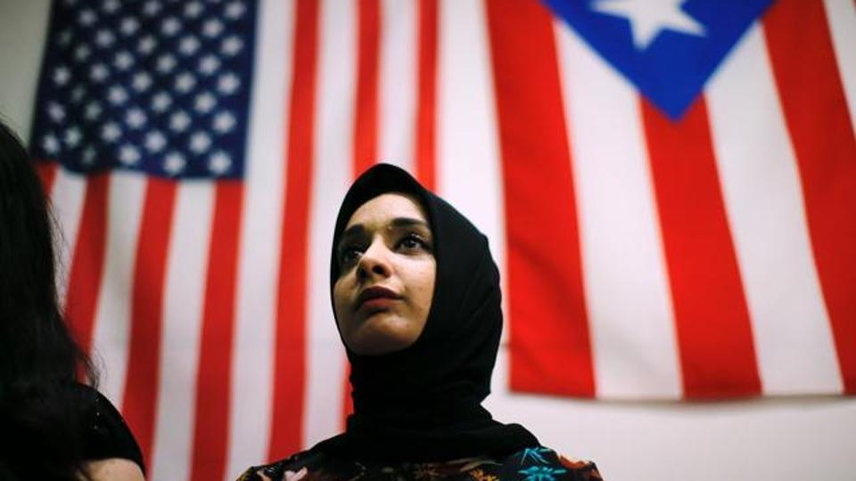 US Muslims see friendly neighbours, but a foe in White House https://t.co/nXmpMcEfOQ