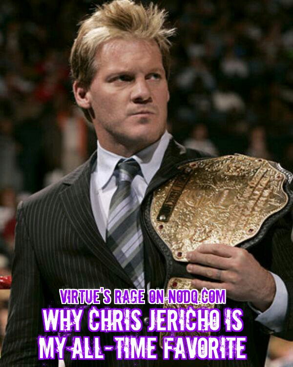 Why Jericho is My All-Time Favorite