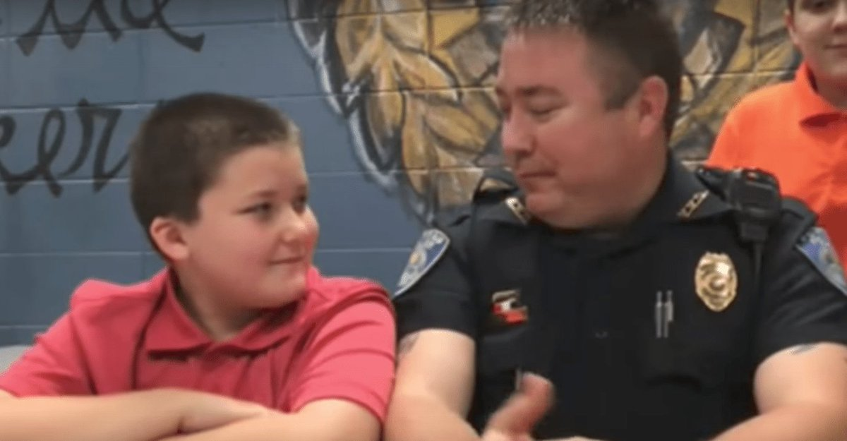 This Oklahoma Cop Adopted The Kids He Rescued From An Abusive Home https://t.co/NIZXlpr5sm