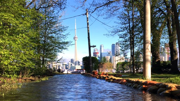 City says it is 'on track' to reopen parts of Toronto Islands to public on Monday https://t.co/GjOzl5ZLSY