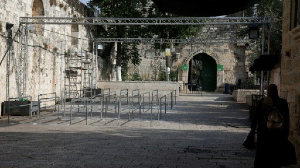 White House hails Israel for removing holy site metal detectors https://t.co/nLnbDJA1Sr