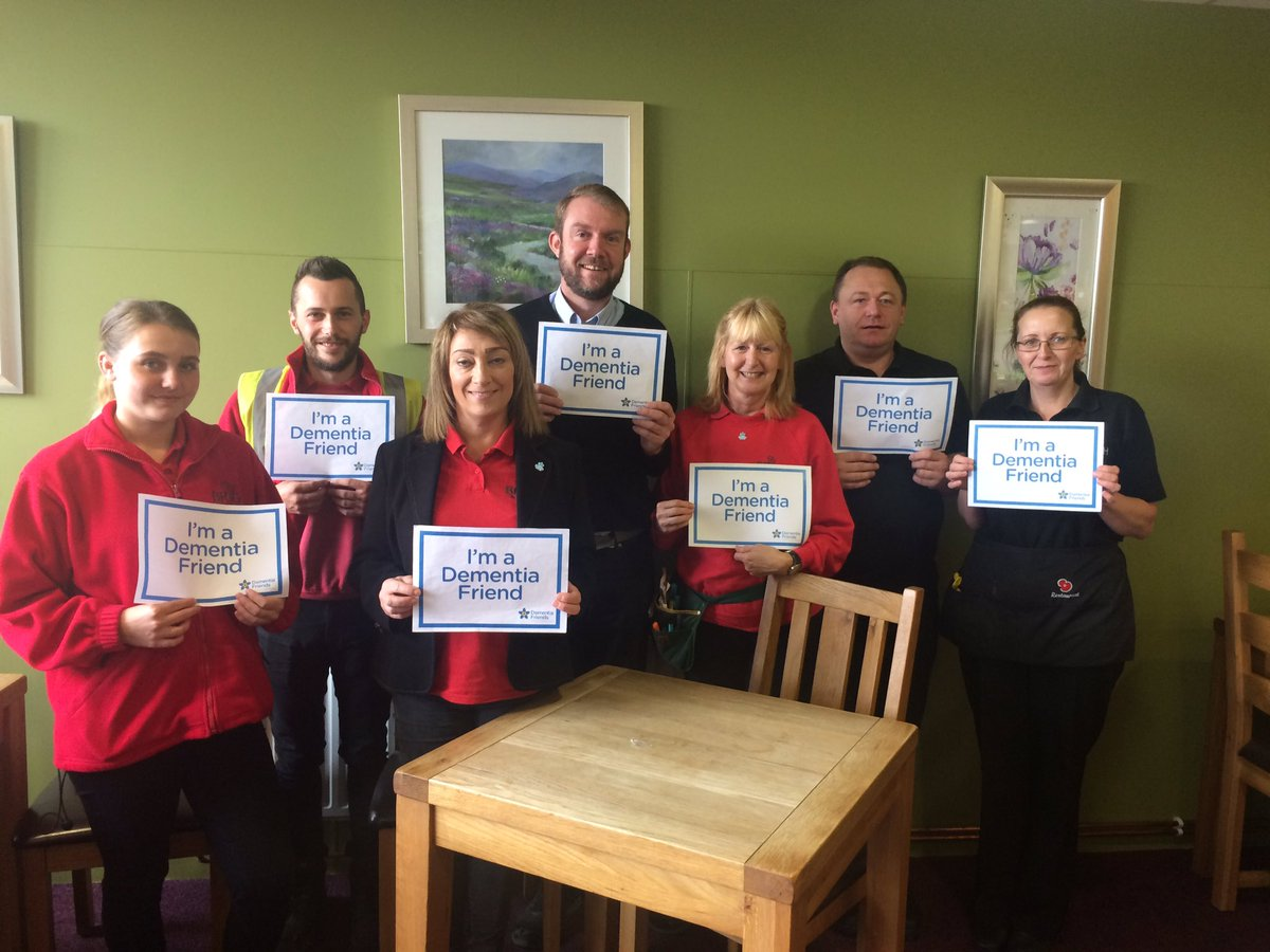 Arcadia Garden Centre >> Dementia Friendly On Twitter Congratulations To Staff At