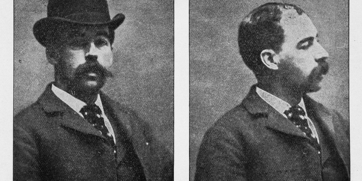 Was Jack the Ripper the Chicago serial killer who built Murder Castle? https://t.co/i62EoBa7WY
