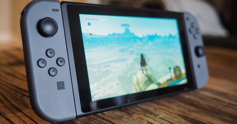Nintendo's earnings buoyed by strong Switch console and game sales https://t.co/464V1N6Mf9