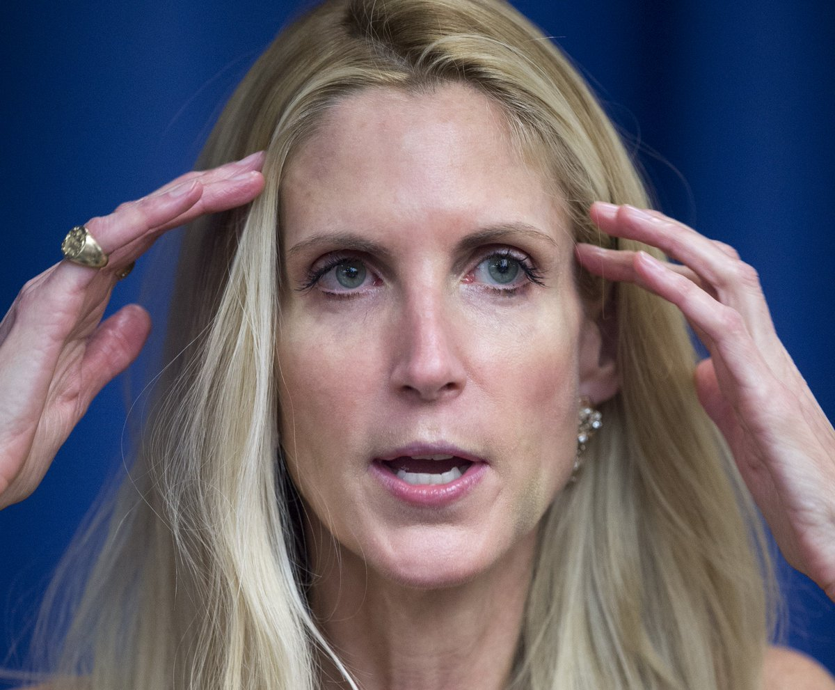 Ann Coulter just told Donald Trump to 'be a man' over whether to fire Jeff Sessions https://t.co/ugXPWkN6iX