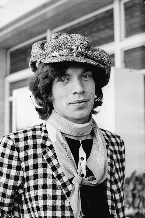 Happy Birthday Mick Jagger - original style personified! @MickJagger #HappyBirthdayMick