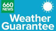 We're putting a hold on the #weatherguaranteecontest with @AndrewSchultzWX on holiday! Contest resumes Monday morning.  #yyc #yycweatherweather