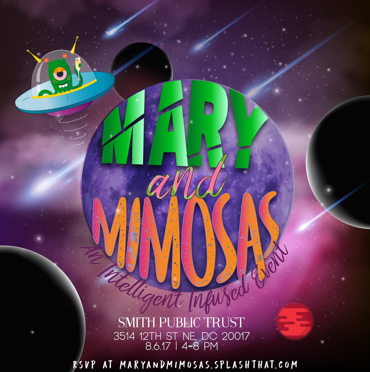 Next Event: infused mimosas, live music and artwork #MaryAndMimosas RSVP at  http:// maryandmimosas.splashthat.com  &nbsp;   #dcevent #dc #dmv #cannabis<br>http://pic.twitter.com/rA6m1zzsgz