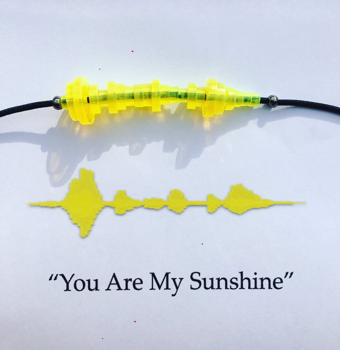 Sound Wave Bracelets On Twitter Brighten Up Someone S Day With Our Jewelry Https T Co Veltfdmza8