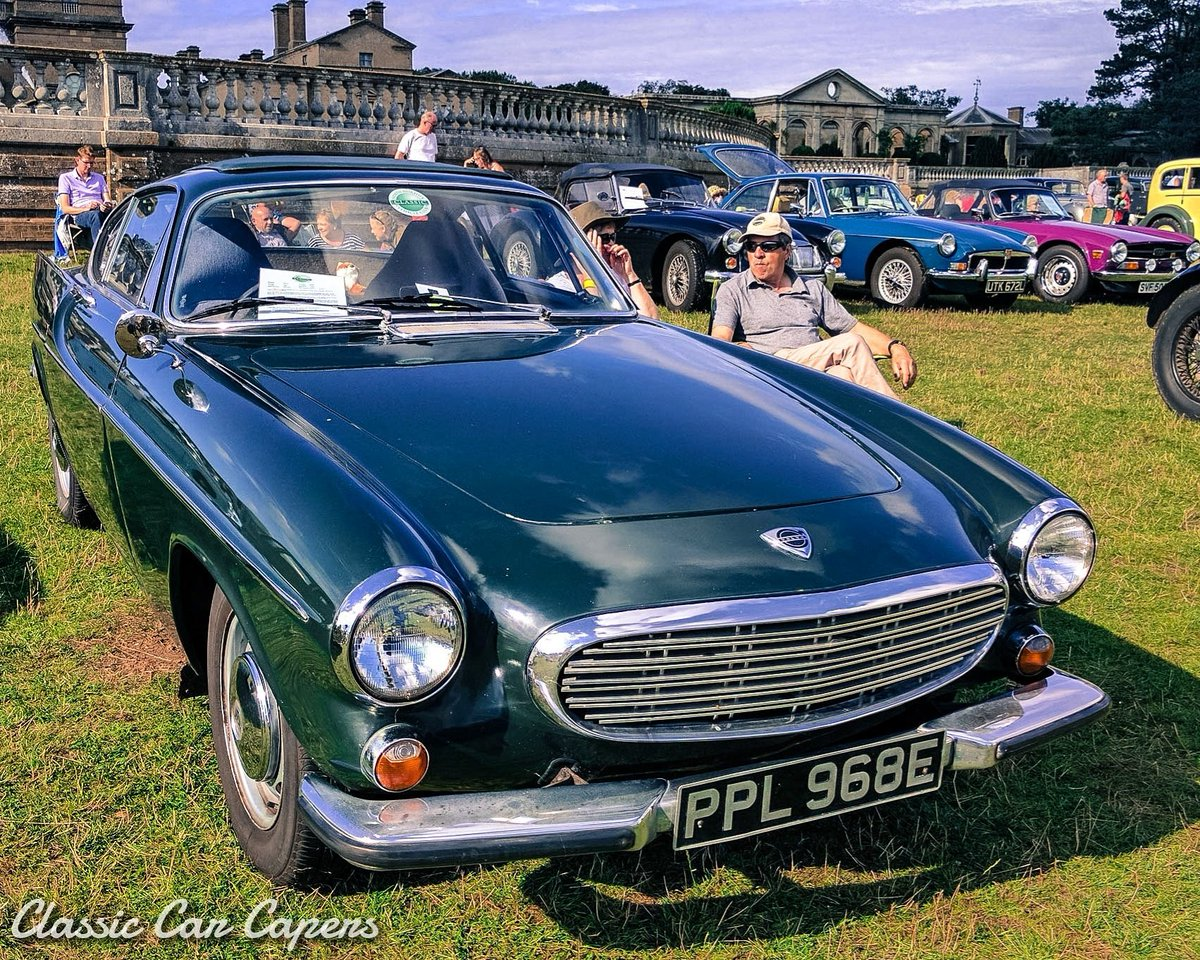 Classic Car Capers on Twitter: \