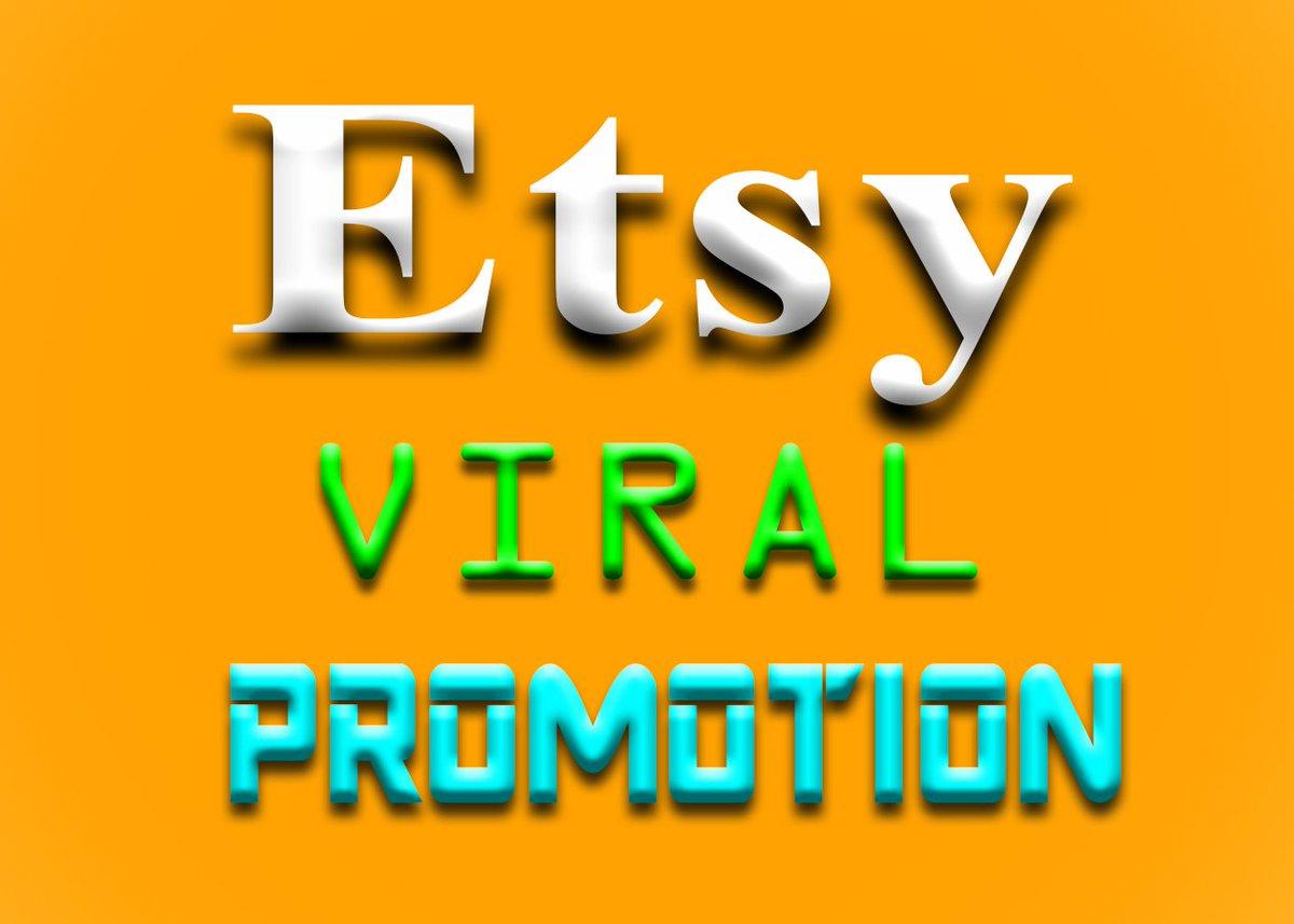 Boost Your Etsy Promotion  https://www. fiverr.com/viralpromo/boo st-your-etsy-promotion?funnel=bb0dc19e-98e0-442f-b311-61dd974cb4af &nbsp; …  #Fiverr #Etsy #Promotion<br>http://pic.twitter.com/g9frBZ1Drl