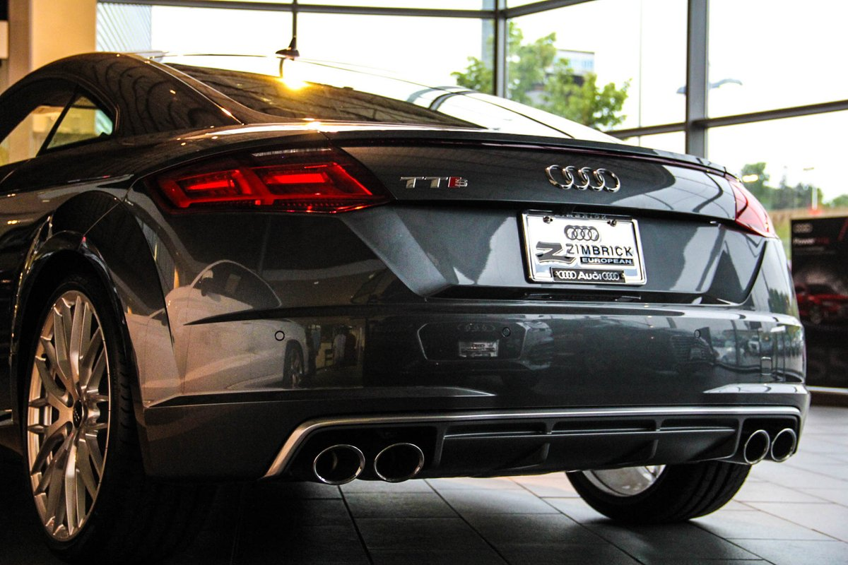 Zimbrick Audi On Twitter Audi TTS Contact Us Today For More - Zimbrick audi