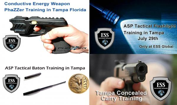 Upcoming Training Events at ESS in Tampa https://t.co/63SytzpZOa #Tampa #Florida #Baton #TacticalFlashlight #ConcealedCarry #Phazzer https://t.co/QFeK0APKBC