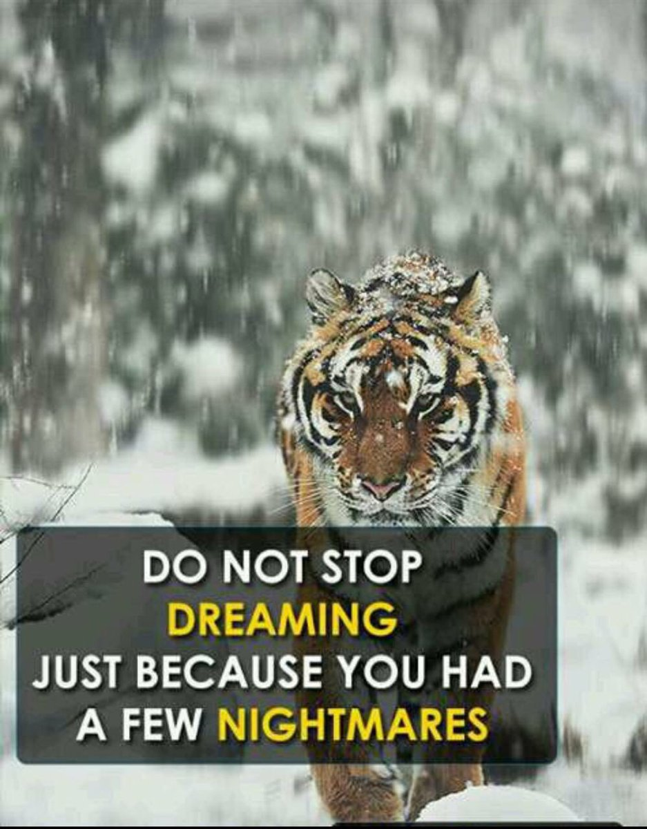 Don&#39;t stop dreaming just because few of the did not come true. Believe in your dreams and #believeinyourself <br>http://pic.twitter.com/Fapz1SgGSe
