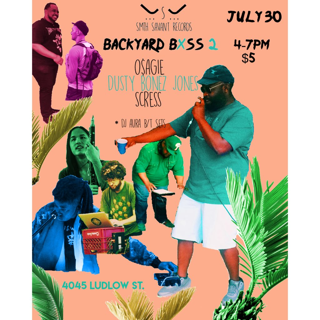 Philly! This Sunday we&#39;re having another Backyard Bxss beat producer event. Come hang out!#backyardbxss #smthsavant #philly #beats #producer <br>http://pic.twitter.com/hCdNnMSoYk