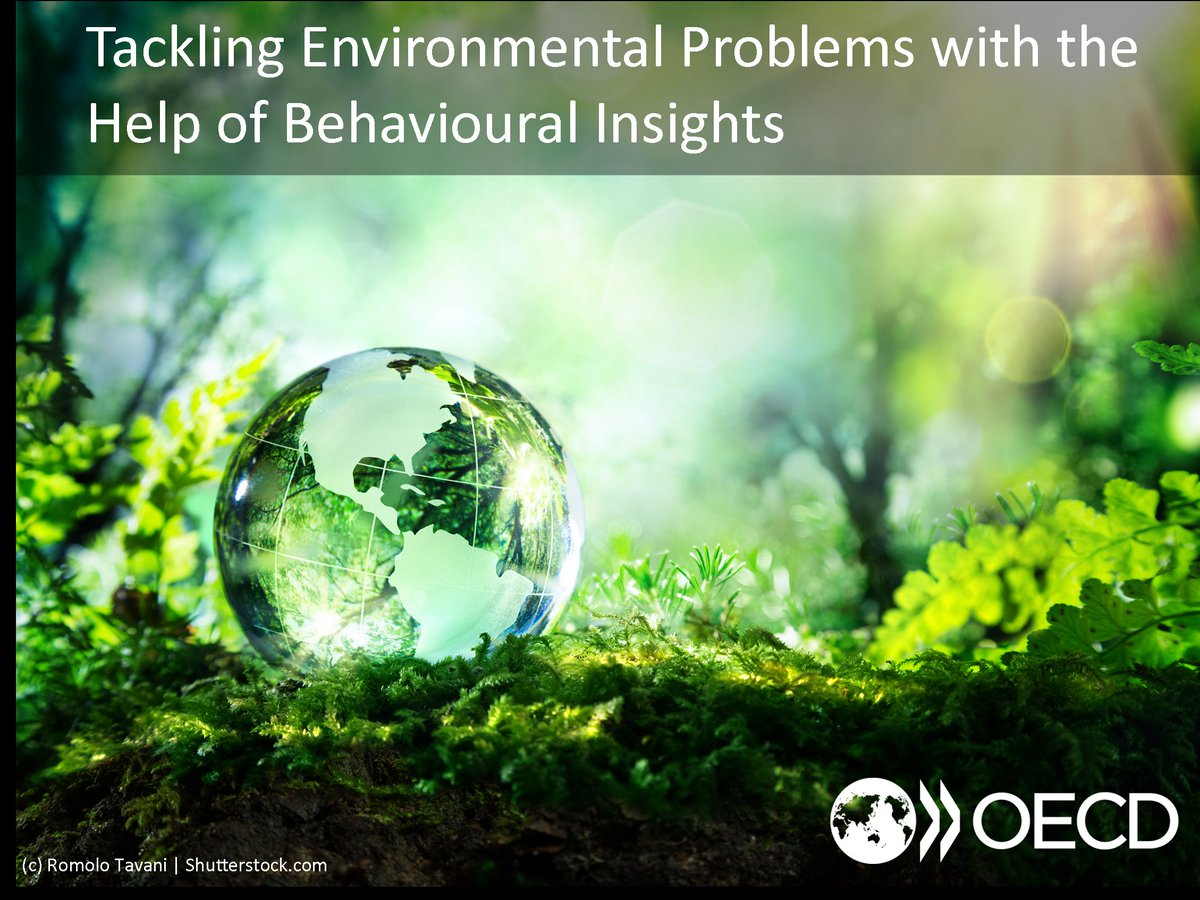 Find out if #behaviouralinsights are being used in your country to spur #environmental conservation. Read  http:// bit.ly/2qqoTdO  &nbsp;  <br>http://pic.twitter.com/Sp2nNCpcRC