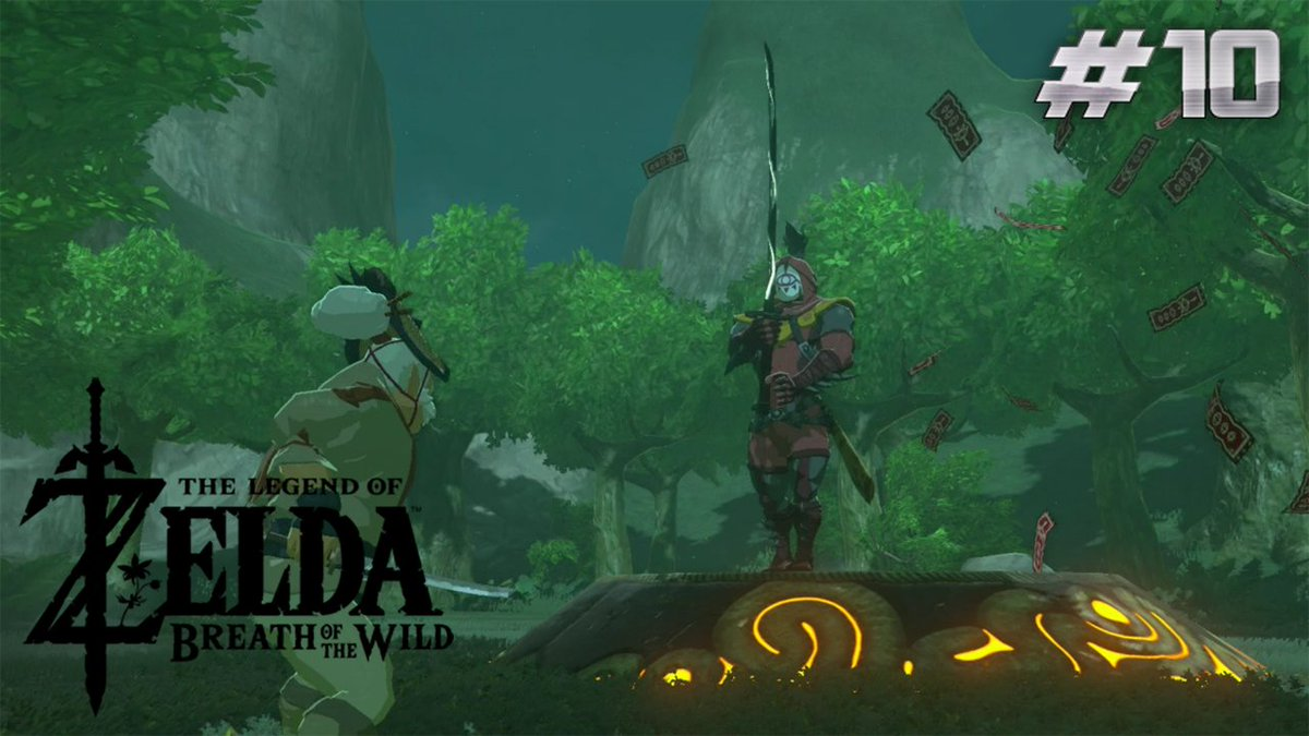 Breath of the Wild - Part 10: Soft Served, out now! #BreathoftheWild #letsplay #smallyoutuber #youtubegaming   https://www. youtube.com/watch?v=-Pdr_x BuMGE&amp;feature=youtu.be &nbsp; … <br>http://pic.twitter.com/wqJoYVdzhj