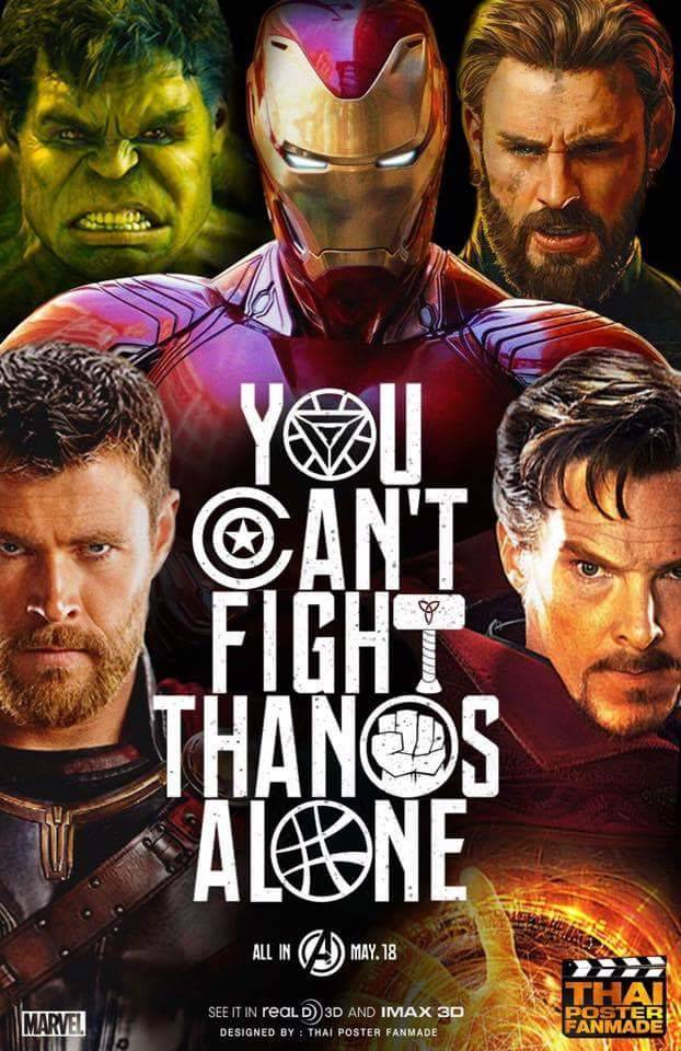 This is amazing. #infinitywar <br>http://pic.twitter.com/wFphnV1QBD