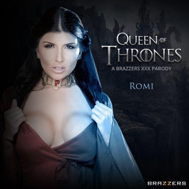 Brazzers queen of thrones part a parody romi