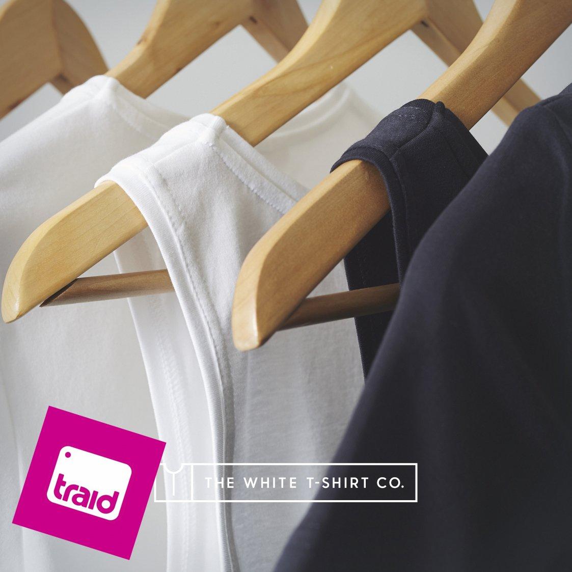 White t shirt company - Traid And The White T Shirt Co