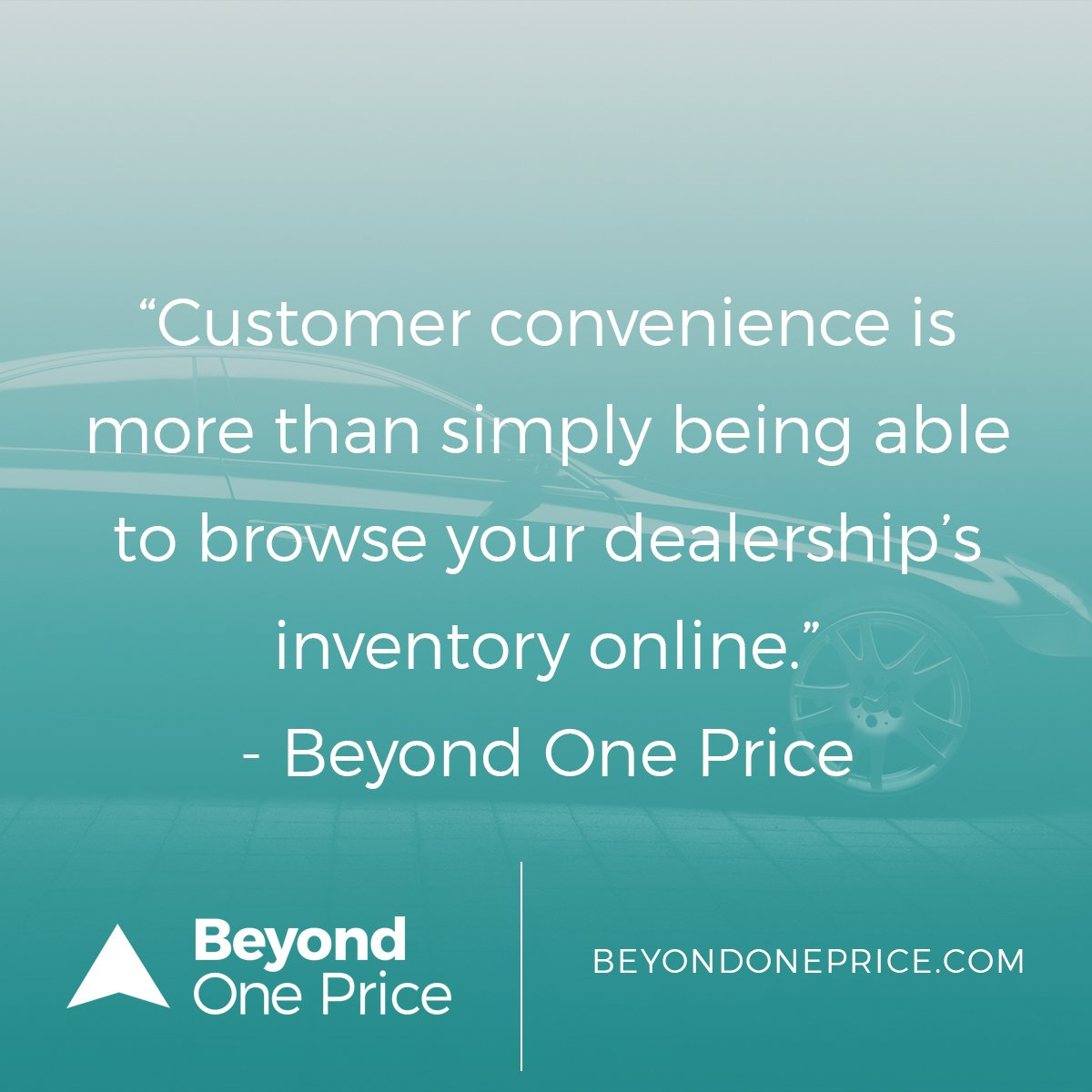 Read about what your customer&#39;s really want here:  http:// beyondoneprice.com/new-dealership -mindset-free-guide-from-beyond-one-price/ &nbsp; …  #Automotive #cars<br>http://pic.twitter.com/mCmia6WLex