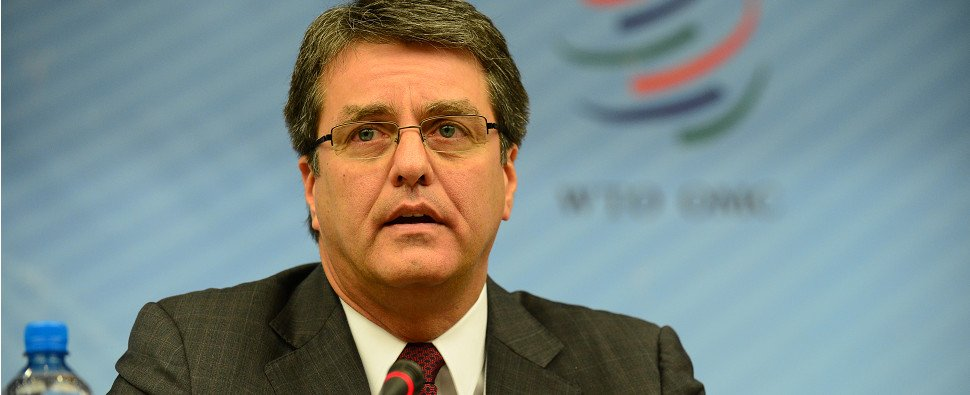 WTO Records Lowest New International Trade Restrictions Since 2008  http:// bit.ly/2uXHf82  &nbsp;   #WTO #tradenews<br>http://pic.twitter.com/iFmOkqGBsX