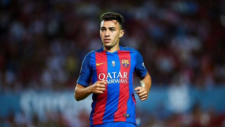 Talks between @FCBarcelona and @WestHamUtd for Munir at an advanced stage #whufc #transfer #coyi<br>http://pic.twitter.com/7pGq2cscLD