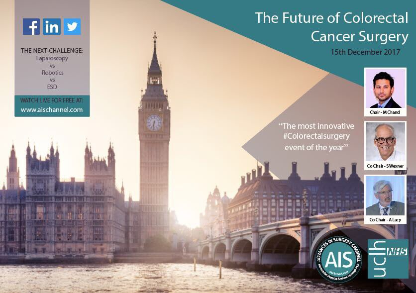 Fantastic international collaborative #colorectalsurgery education @UCLDivofSurgery @uclh @CleveClinicFL @AISChannel @ApolloHospitals<br>http://pic.twitter.com/5Wq26FLcxT