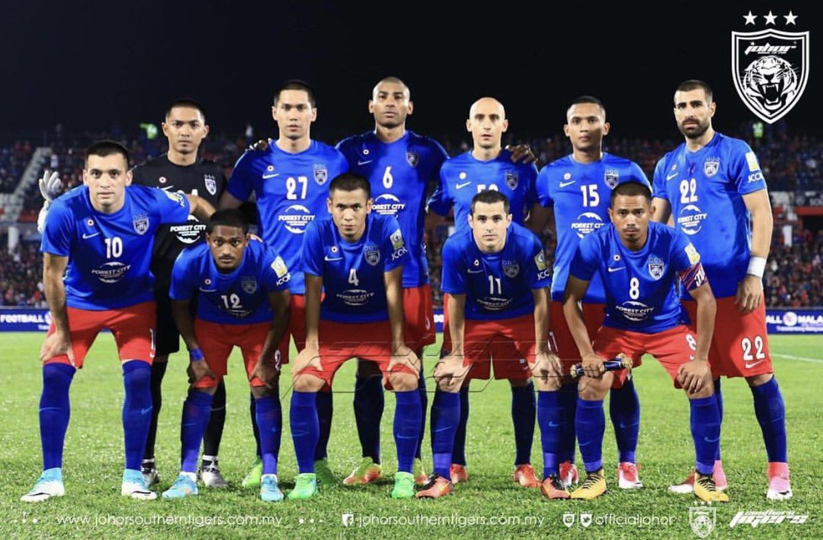 Thanks for the time, another important victory! Let&#39;s go together, forever @OfficialJohor   #football #johor #jdt #johorsoutherntigers<br>http://pic.twitter.com/2ac3F9ylUH