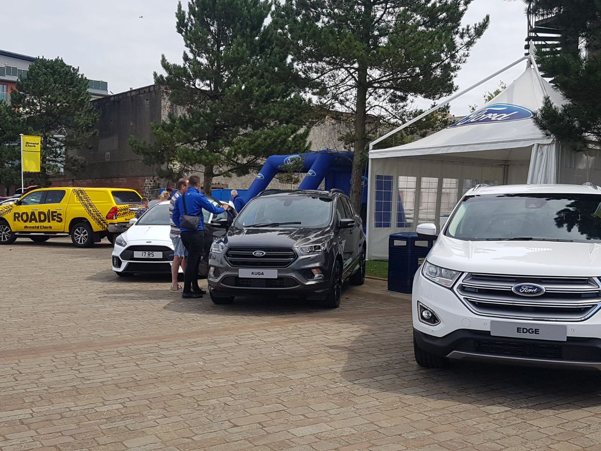 Arnold Clark On Twitter Our Workington Ford Branch Had A Great Day At The Whitehaven Show This Weekend