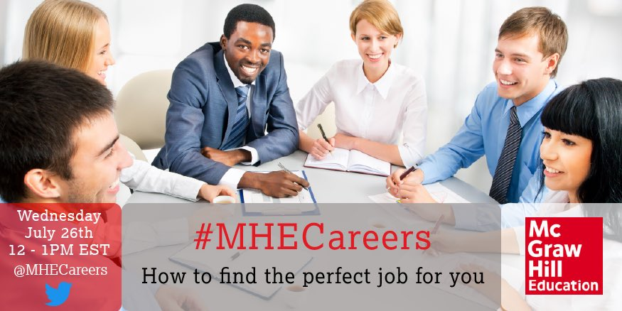 Thumbnail for #MHECareers | How to Find the Perfect Job for You