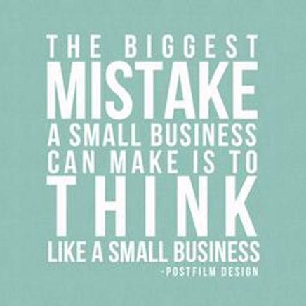 Does Your Business Think Like A Small Business? #business #marketing <br>http://pic.twitter.com/VmtFOtOIC2