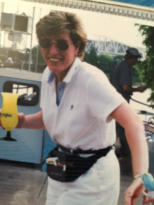 Happy Birthday to my Aunt Kathi aka Princess Diana