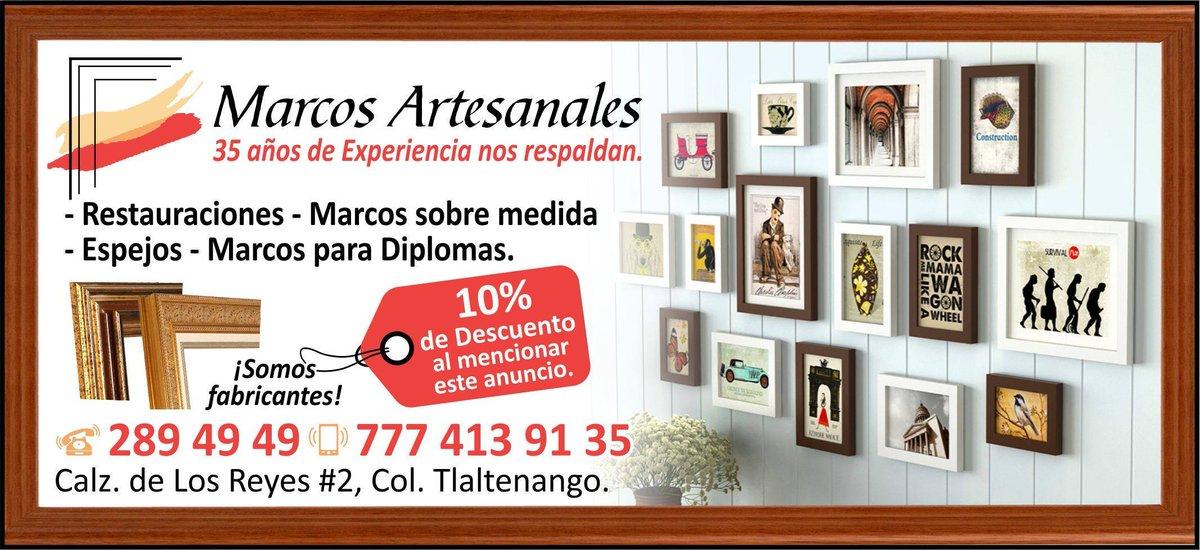 marcosartesanales hashtag on Twitter