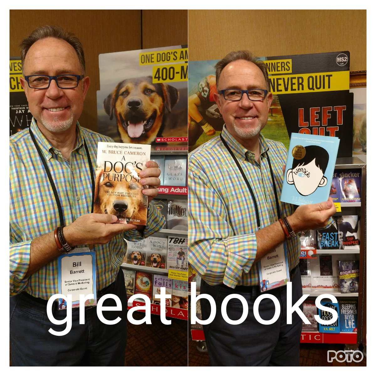 Great books and great movies - a couple of my favorite books made into movies. Can&#39;t wait to see #wonder 11.17.17. @Scholastic<br>http://pic.twitter.com/P65pg7KPWi