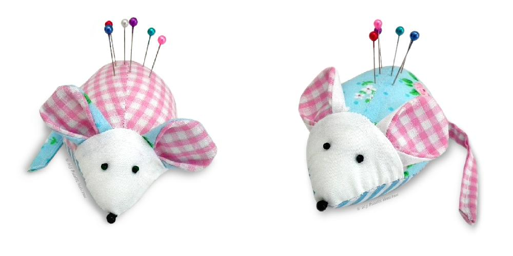 #mouse pincushion #sewing pattern #handmade #KPRS #UKSOPRO Sew easy!  https:// goo.gl/zgFlX2  &nbsp;    http:// myfabricheaven.com  &nbsp;  <br>http://pic.twitter.com/5IIjke3TVx