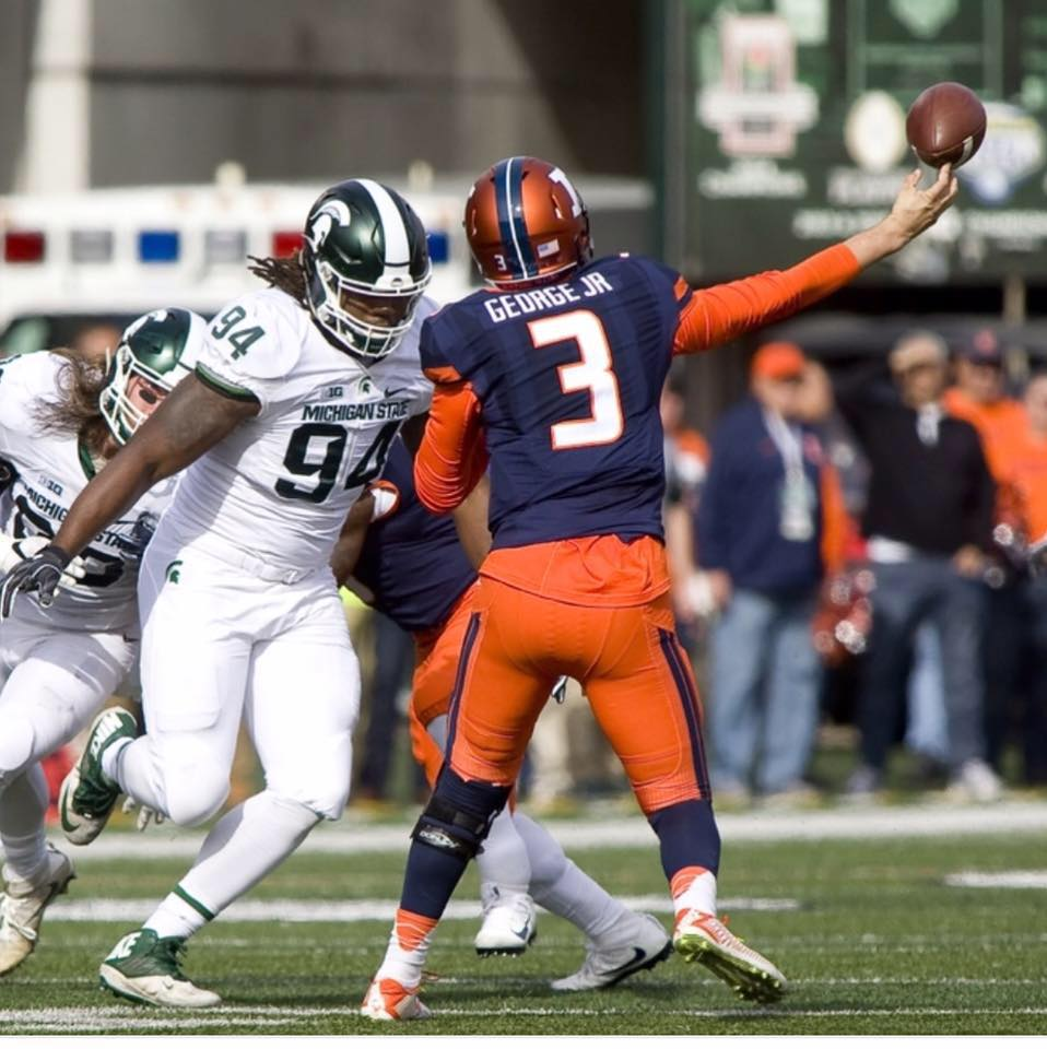 #Transfer Auston Robertson @auston_robertsn 4merly @MSU_Football set to transfer to Garden City JuCo @GCCC_FOOTBALL<br>http://pic.twitter.com/0OPEgBWSar
